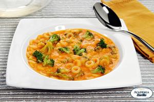 anellini in zuppa campagnola
