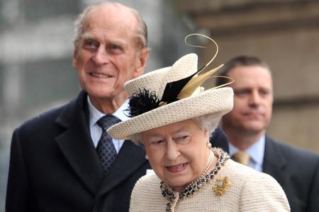 Regina Elisabetta II, Principe Filippo