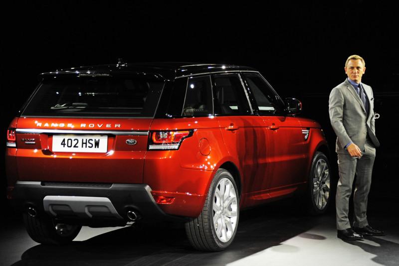 Range Rover Sport Unveiling