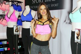 Alessandra Ambrosio reveals Victorias Secret Worlds Best Sport Bras