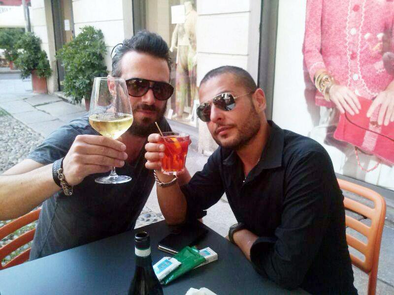 Photo of Sipuede74: Esce allo scoperto l'inventore del marchio d'abbigliamento dedicato a Fabrizio Corona.
