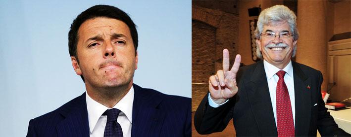 ++ Renzi, scommetto su Italia locomotore dell'Ue ++