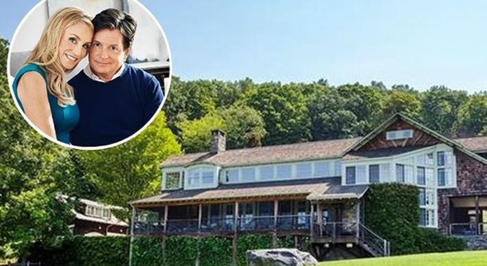Photo of Il mitico Michael J. Fox, vende la sua villa da sogno del Connecticut, per soli 4 milioni di dollari
