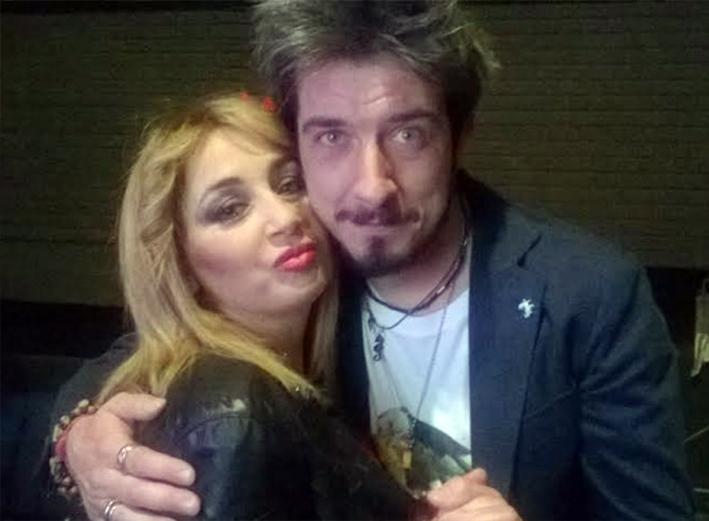 MARIA AMATO con PAOLO RUFFINI