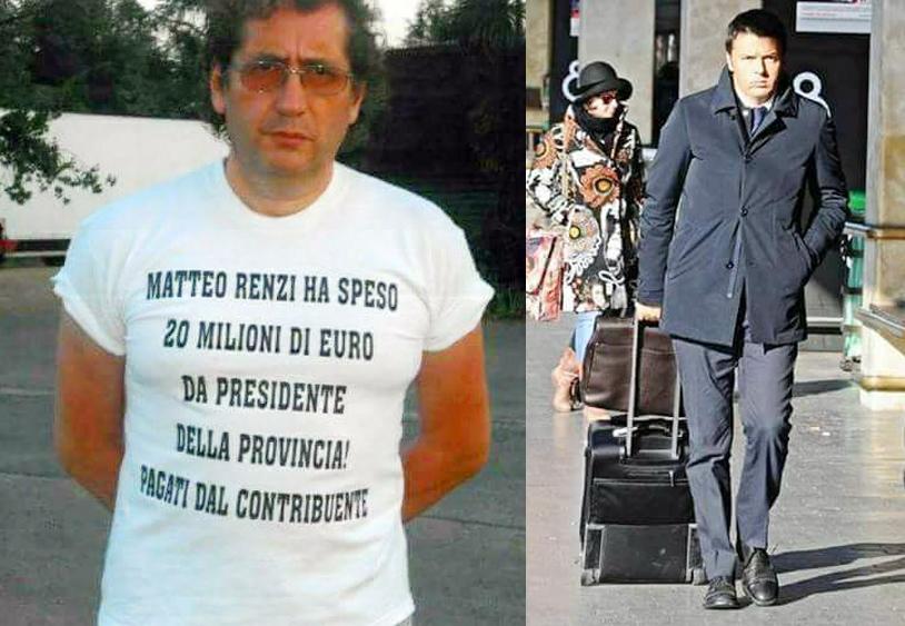 Photo of Alessandro Maiorano accusa Matteo Renzi di fuggire dai processi che li vedono contrapposti