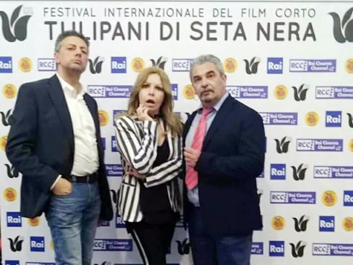 """Photo of Viviana, Claudio e Mariano, sono il trio """"made in Abruzzo"""" che ha conquistato il mondo del cinema"""