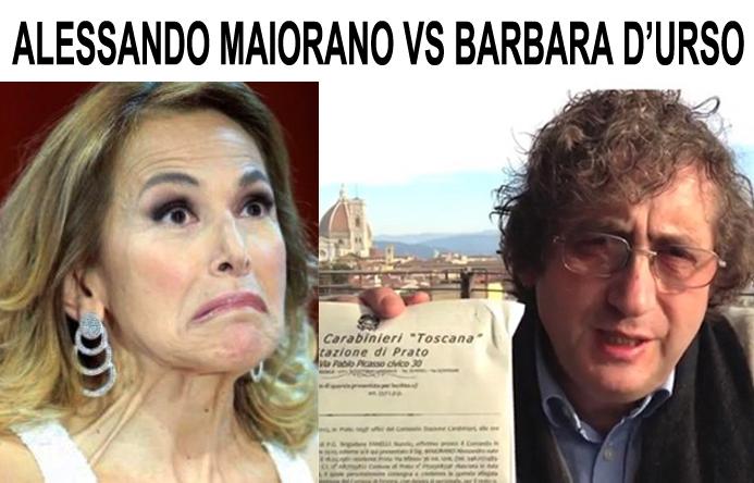 """Photo of Alessandro Maiorano: """"Barbara D'Urso nasconde scandalose verità su Simone Coccia del GF15"""""""