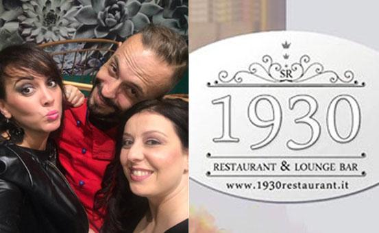 """Photo of Stefano Crialesi e la sua Brigata, ai fornelli del """"1930"""", l'esclusivo ristorante dei Vip che apre a Roma"""