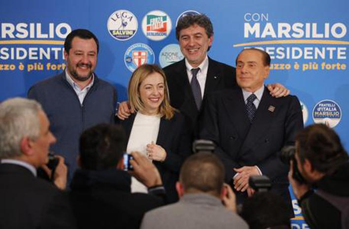 ++ Abruzzo:Salvini,c.destra non traslabile governo Paese ++