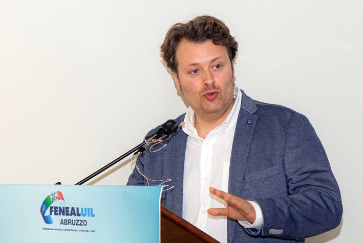 """Photo of Louis Panza, della FENEALUIL, denuncia: """"Appalti poco chiari e irregolarità, riducono la sicurezza"""""""