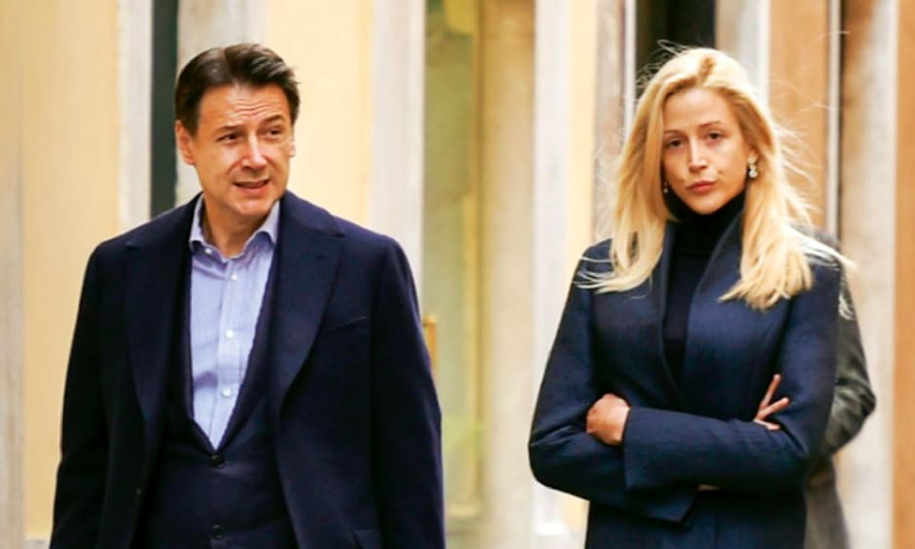 Photo of Giuseppe Conte in crisi con la compagna Olivia Paladino ? Ecco le foto che allontanano i sospetti
