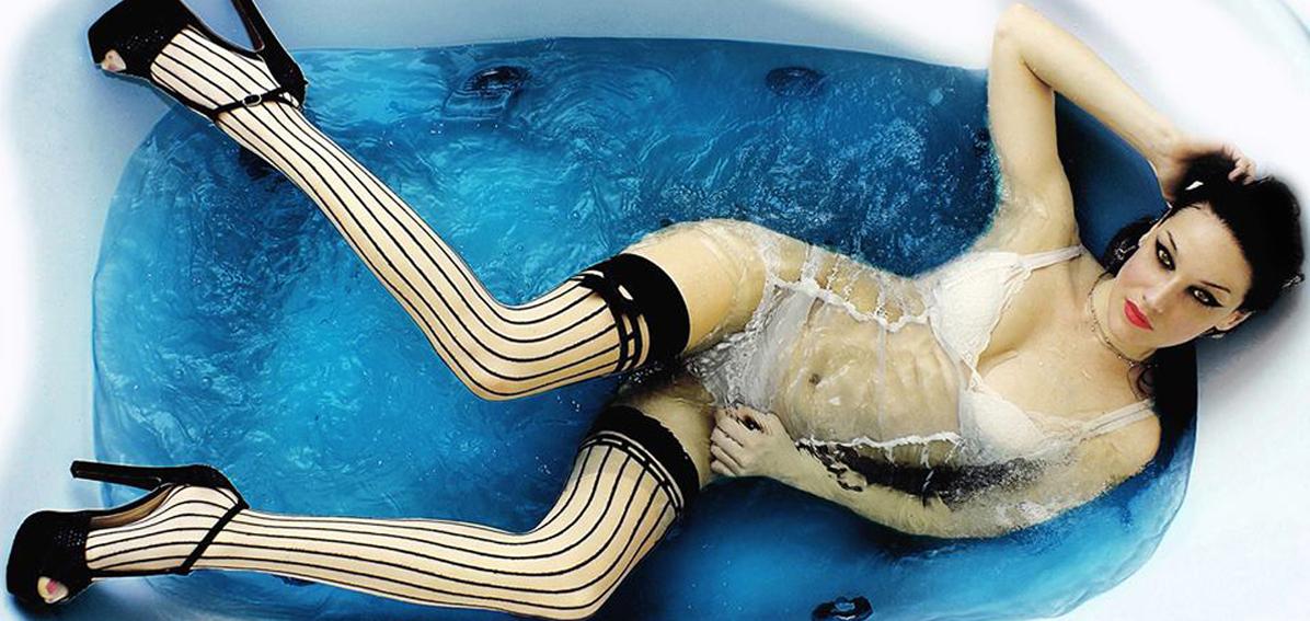 """Photo of Silvia Mazzoldi, ballerina, modella e imprenditrice, è la nuova protagonista de """"le bellissime di Tv Più"""""""
