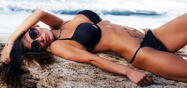 Photo of Federica Mallus, tra le più quotate fotomodelle italiane, si appresta a sbarcare negli States con un contratto da sogno